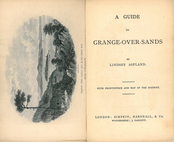 Grange over Sands - Aspland 1917